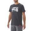 Millet Millet Urban M Limited TS SS Men black-noir